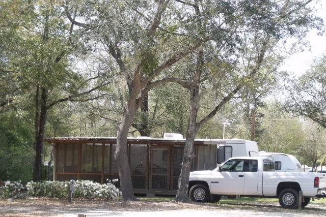 River's Edge RV Campground - Holt, Florida